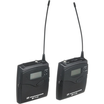 Rent Sennheiser ew100 G3 Wireless Lavalier Microphone