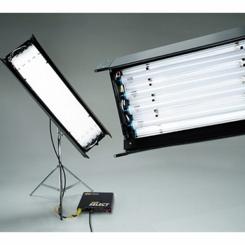 Rent Kino Flo 4ft 4Bank Light Kit