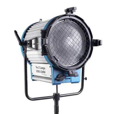 Pro 1200w 1 2k hmi fresnel light ballast bulb aluminum