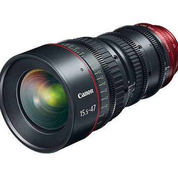 Rent CANON 15.547mm PLMOUNT DIGITAL CINEMA ZOOM LENS