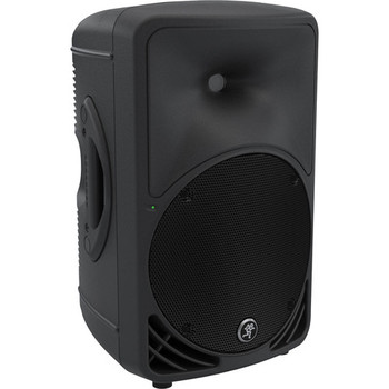"Rent Mackie SRM350 1000W 10"" Portable Powered Loudspeaker"