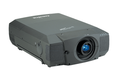 Christie roadrunnerlx100 digital projector main1