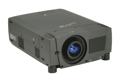 Christie roadrunner l8 digital projector main1