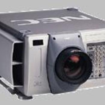 Rent NEC Nighthawk XT5000 DLP projector