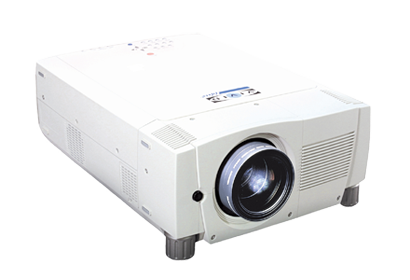 Christie vivid blue digital projector main1