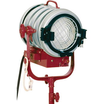 Rent Mole-Richardson Molequartz 1000 Watt Baby Fresnel Solarspot Tungsten Light