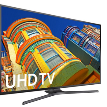 "Rent Samsung 55"" 4K LCD Display"