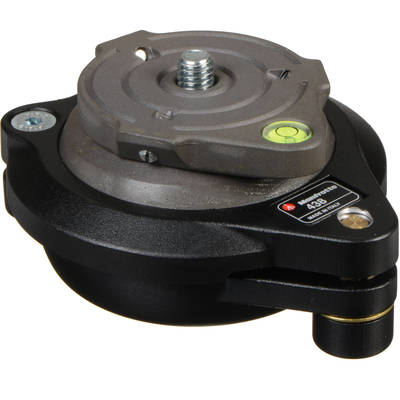 Compact levelling head