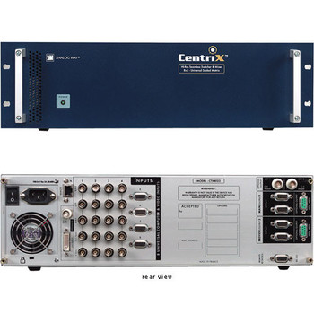Rent Analog Way Centrix Video Mixer