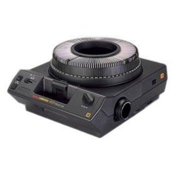 Rent Slide Projector with Zoom Lens