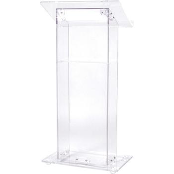 Rent Standard Plexiglas Podium