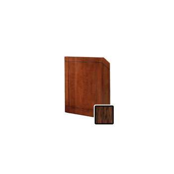Rent Mahogany Podium with clock/timer