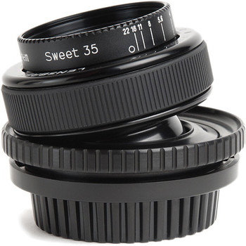Rent Lensbaby Composer Pro PL with sweet 35 & 50