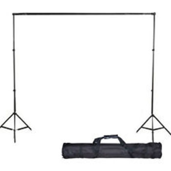 Rent Backdrop stand with backdrop grips
