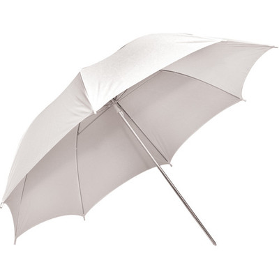 White small translucent umbrella