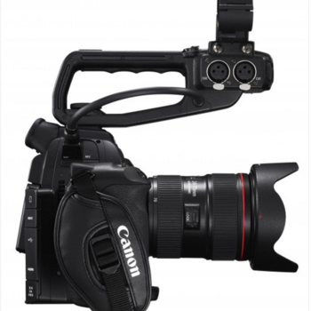 Rent Canon C100 Camera Kit (For documentary)