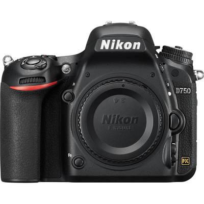 Nikon d750 body front