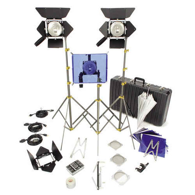 Lowell omni 3 light kit