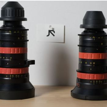 Rent Angenieux Optimo DP Rouge Pair