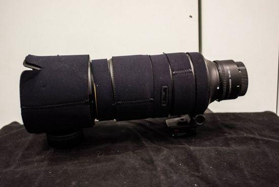 Nikon 80 400mm