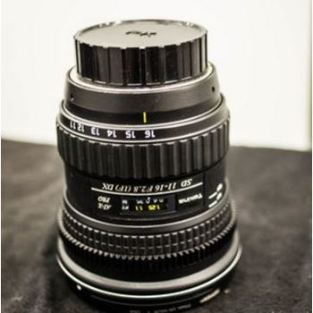 Rent Tokina 11-16mm f/2.8 AT-X PRO DX for Nikon
