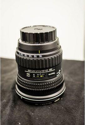 Tokina 11 16mm