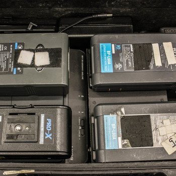 Rent 5 V Mount Batteries & 2 Chargers