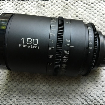 Rent Leica R 180mm f2.8 Prime Lens PL Mount Cinevised Housing