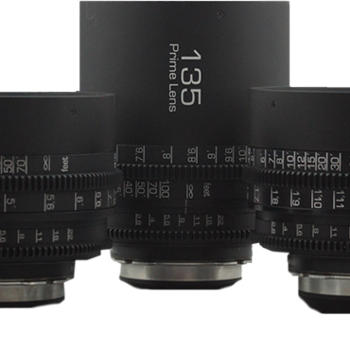 Rent Leica R Super Speed GL Optics Rehoused PL Mount Lens set