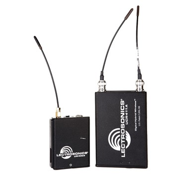 Rent Lectrosonic URC411a/UM400a Wireless Kit with Sanken Lav