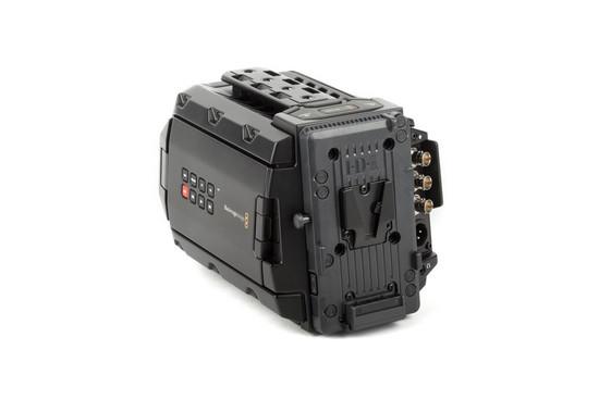 Wooden camera vmount battery plate for blackmagic ursa 2 o