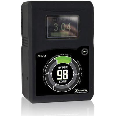 Switronix hypercore 98s 98wh 14 8v v mount battery 1047665