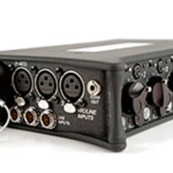 Rent Sound Devices 633 6-channel Mixer/10-Channel Recorder
