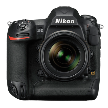 Rent Nikon D5 DSLR dual XQD version