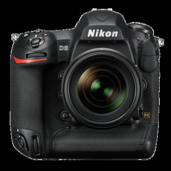 Rent Nikon D5 DSLR dual XQD version