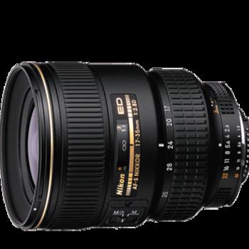 Rent 17-35mm f2.8D AF-S