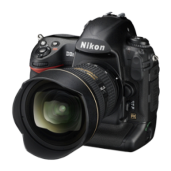 Rent Nikon D3s camera body
