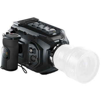 Rent Blackmagic Design URSA Mini 4k kit with shoulder mount and lenses