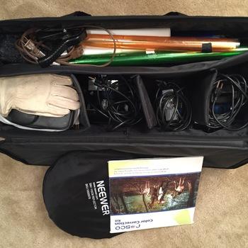 Rent Interview Lighting Kit