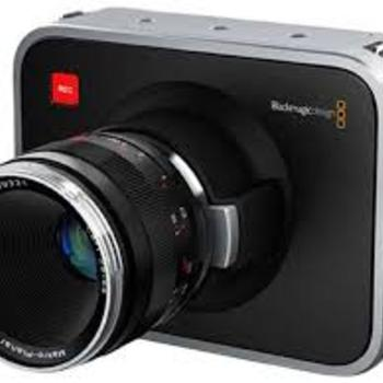 Rent Blackmagic Cinema Camera 2.5K