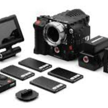 Rent Red Epic Dragon-M Camera Package