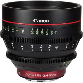 Rent Canon CNE 85mm T1.3 L F Cine Lens