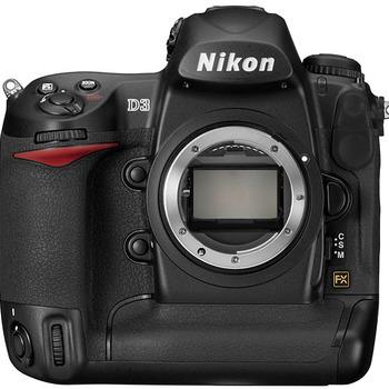 Rent Nikon D3 Body