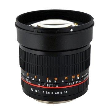 Rent Rokinon 85mm Lens T1.5 for Sony E Mount