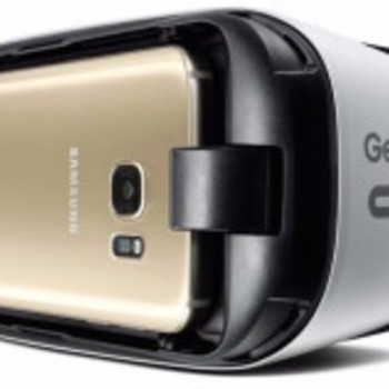 Rent Samsung Gear VR with Galaxy S7 Edge (Kit of 2 headsets)