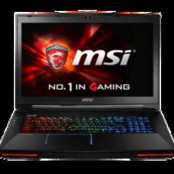Rent MSI GT725 Dominator Pro – Gaming Laptop