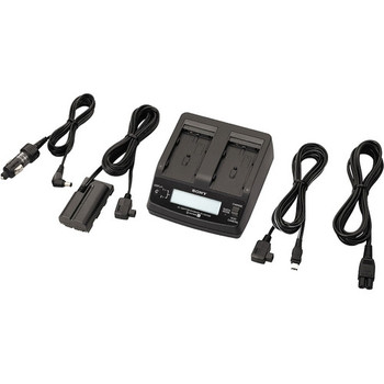 Rent Sony Twin Charger For L-Series Batteries