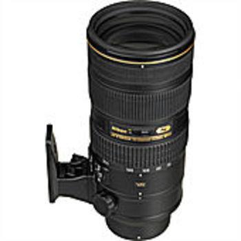 Rent Nikon Nikon AF-S NIKKOR 70-200mm f/2.8G ED VR II