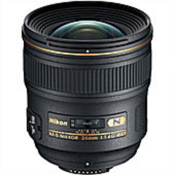 Rent Nikon Nikon AF-S NIKKOR 24mm f/1.4G ED