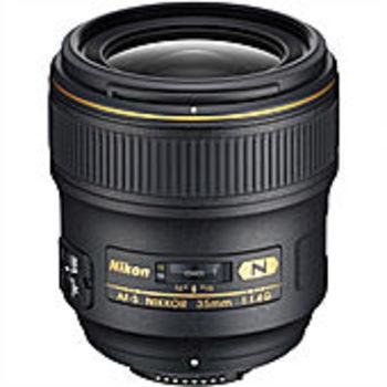 Rent Nikon Nikon AF-S NIKKOR 35mm f/1.4G